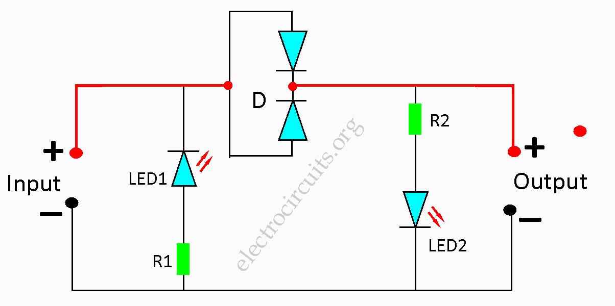 reversed dc polarity protector 2